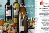 Cicchetti Venexiani & Vino, la passione dei Veneti!