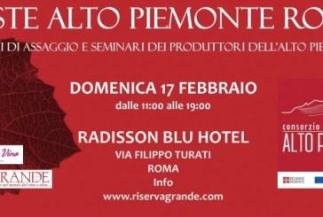 Taste Alto Piemonte Roma 2019