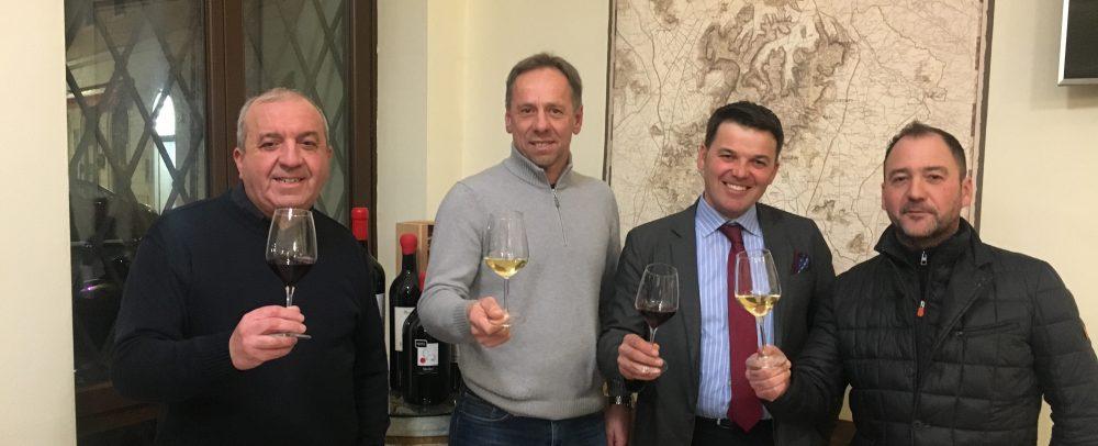 Photo of Raggiunto l'accordo tra il Consorzio Vini Colli Berici e Vicenza e il Consorzio Tutela Vini Gambellara