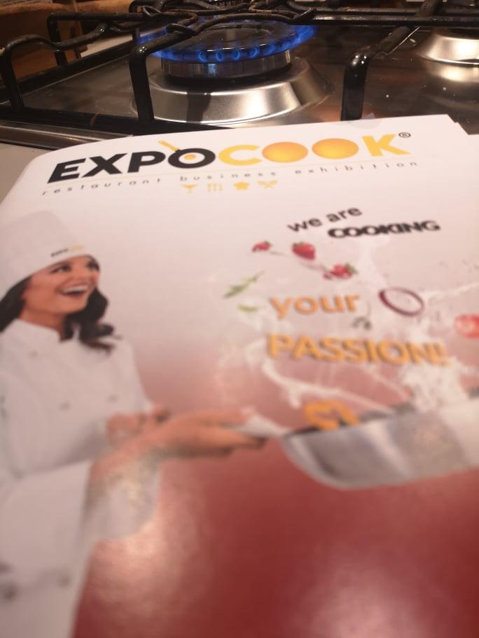 Al via Expocook