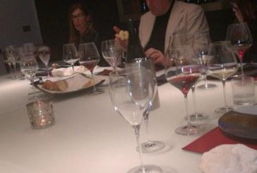 Un'insolita cena nella cantina di Giovanni Puiatti a Villa Parens