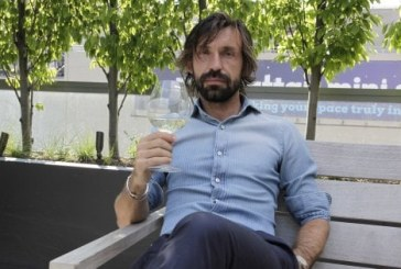 Pirlo e Iniesta, crack con la passione del vino