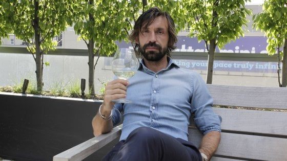 Photo of Pirlo e Iniesta, crack con la passione del vino