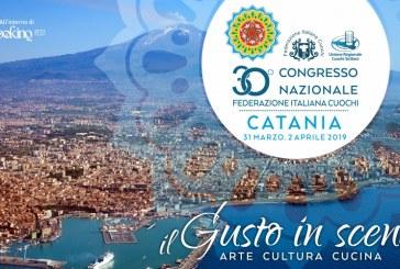 30° Congresso Nazionale della Federazione Italiana Cuochi