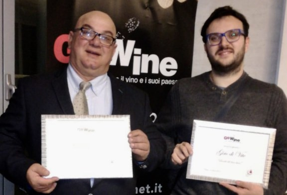 Premio GoWine a Francesco Turri