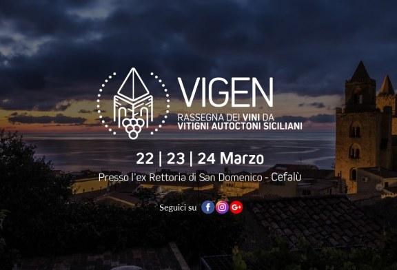 Vigen, rassegna dei vini da vitigni autoctoni siciliani