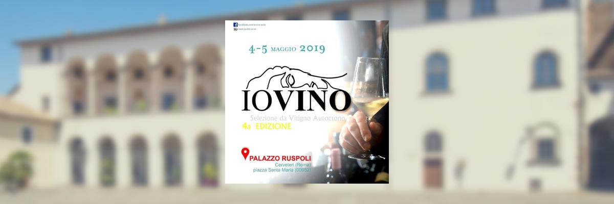 IO VINO Selezione da vitigno autoctono IV edizione