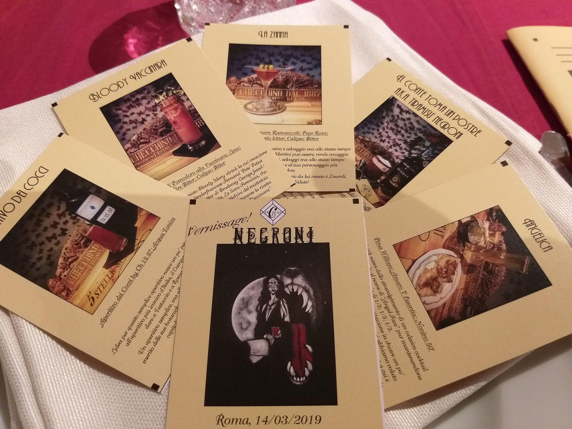 Checchino traghetta la cucina romana nel mondo dei cocktail