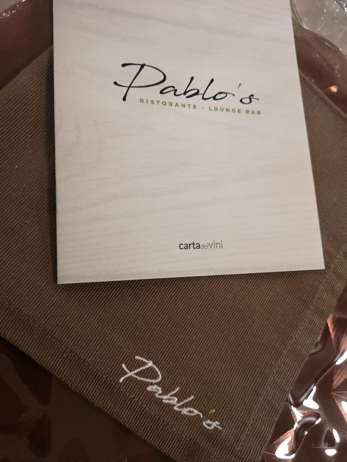 Serata in Bianco da Pablo's