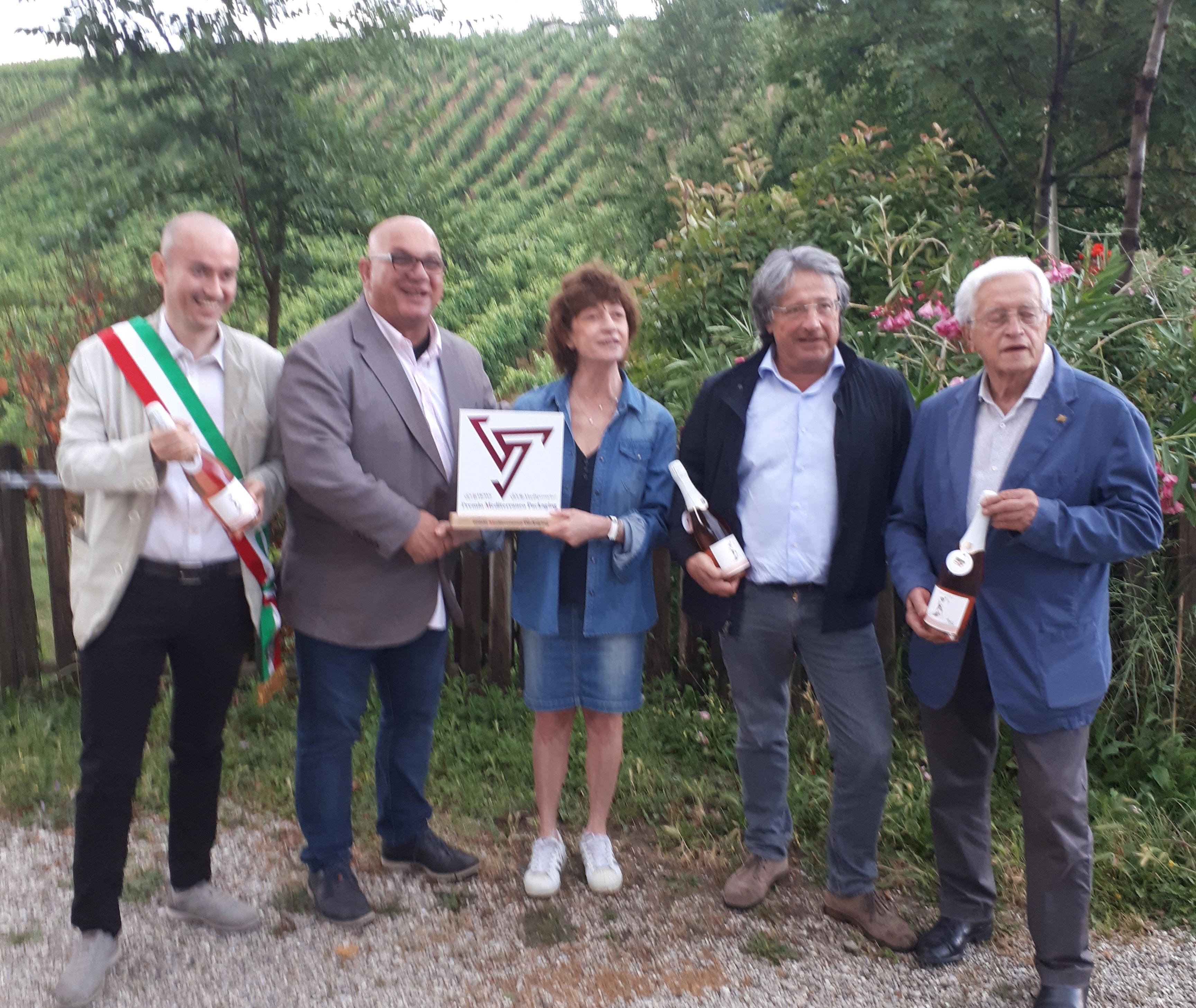 Photo of Gaggioli un Premio Mediterraneo Packaging veramente meritato