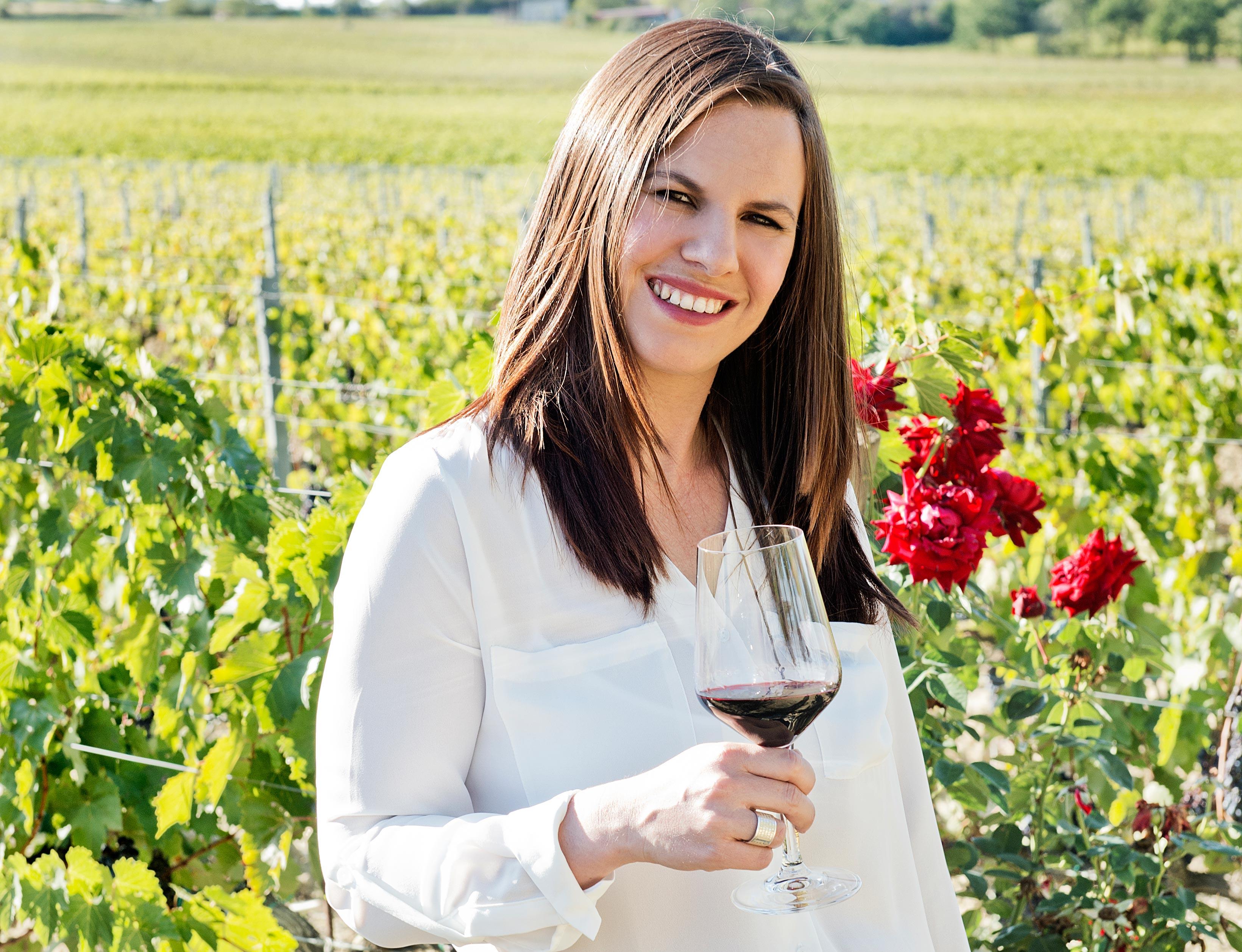 Photo of Caterina Sacchet enologa figlia d'arte ottiene grandi successi personali