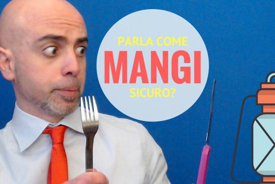 Parla come mangi, mangia come parli: anglicismi sotto accusa
