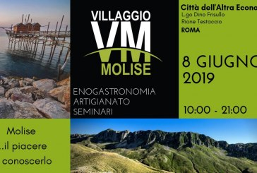 Villaggio Molise sabato 8 giugno a Roma