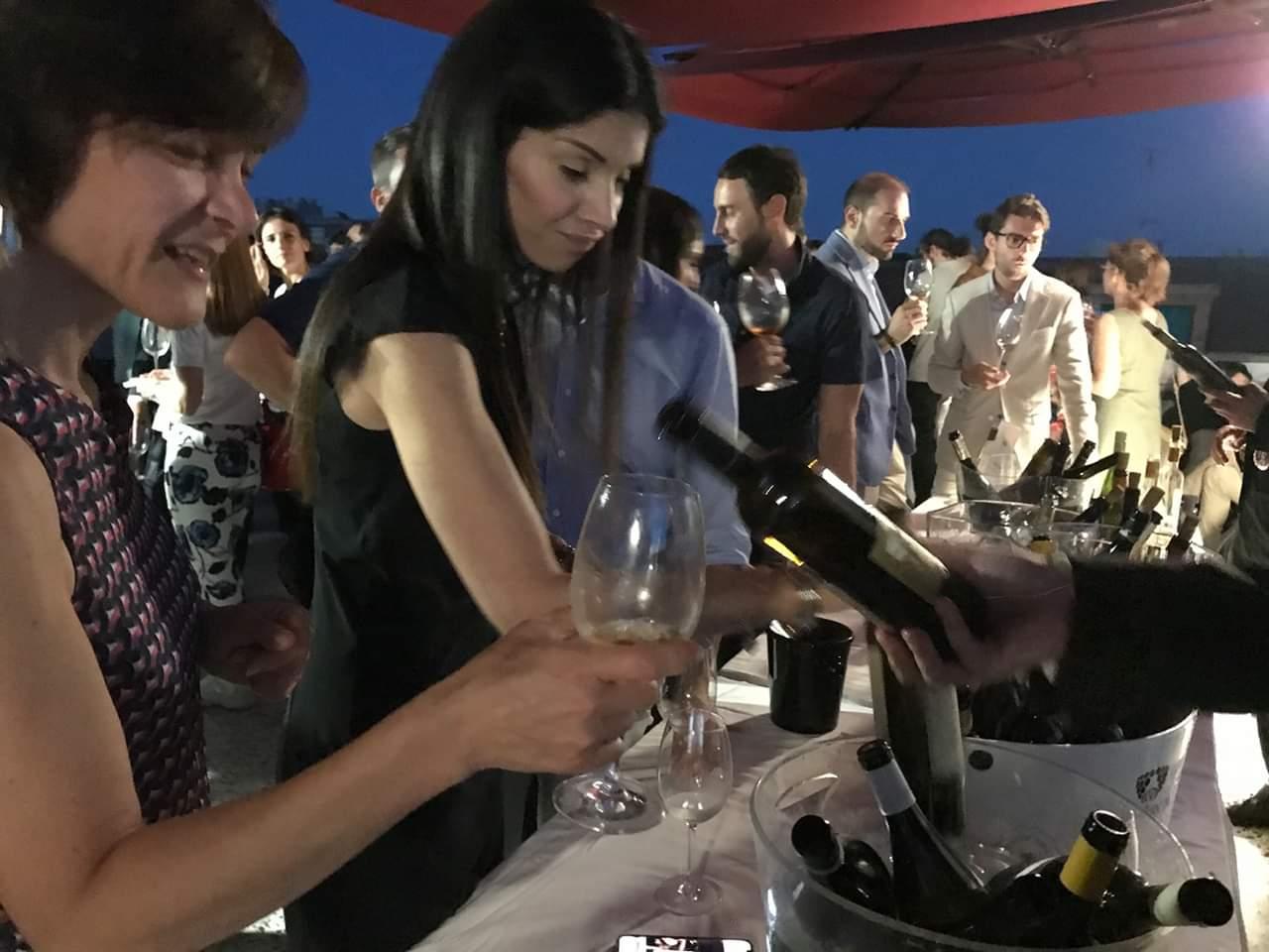 Go Wine fa tappa a Roma per il Moscato Wine Festival tour