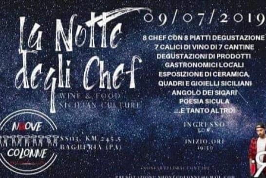 La Notte degli Chef