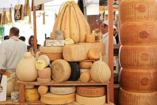 Tredicesima edizione di Cheese a Bra, un viaggio nel naturale con Slow Food
