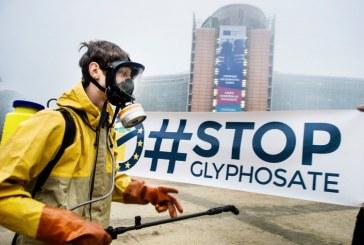 Piano per pesticidi in agricoltura e stop al glifosate
