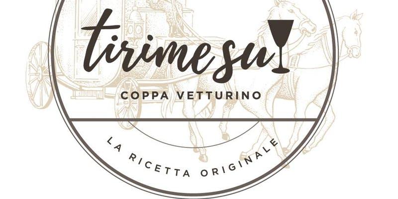 La vera storia del Tiramisù, dalla Coppa Vetturino, convegno a Trieste