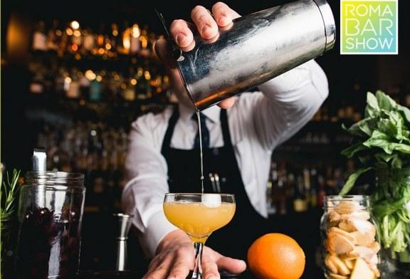 Le grandi aziende dello Spirits presentano i nuovi cocktail al Roma Bar Show