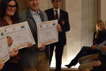 La Cantina Gaggioli premiata allo Sparkling Wine Festival