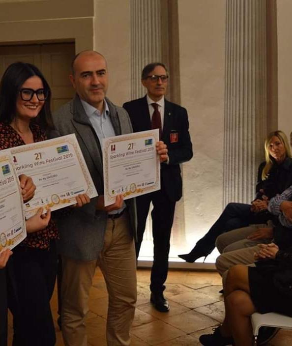 Photo of La Cantina Gaggioli premiata allo Sparkling Wine Festival