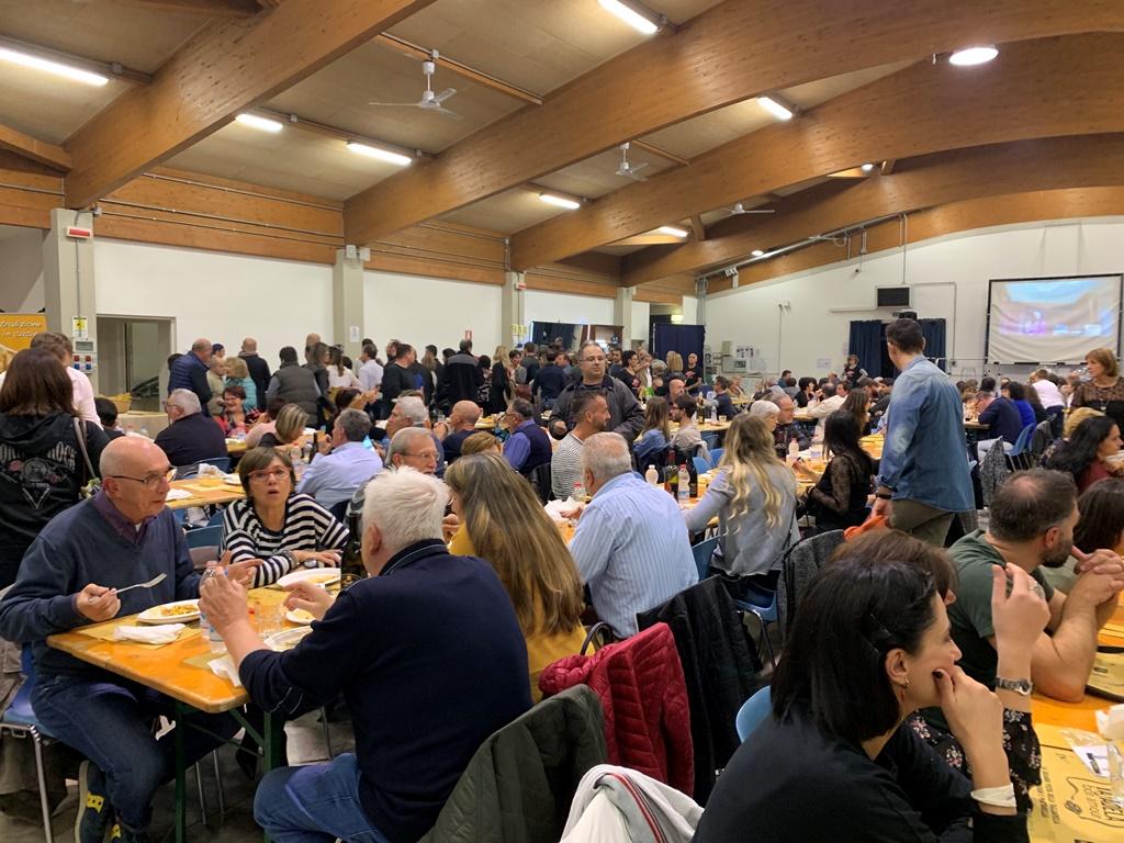 """""""Tajadela Bon Amour"""",  grande festa gastronomica di Anzola dell'Emilia"""
