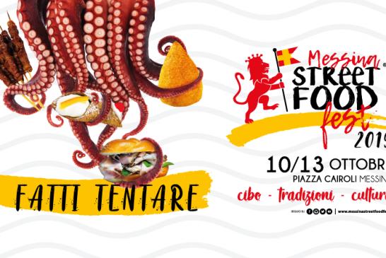 A Messina la grande festa del cibo di strada