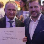 Riconoscimento alla carriera a Giuseppe Vaccarini