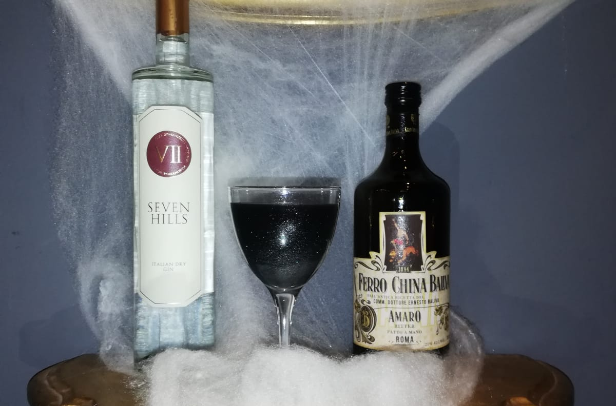 Un Cocktail per Halloween