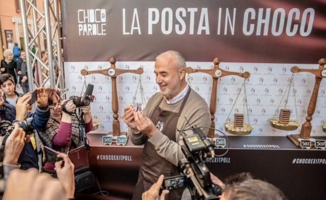 Photo of Eurochocolate ed elezioni dolci in Umbria