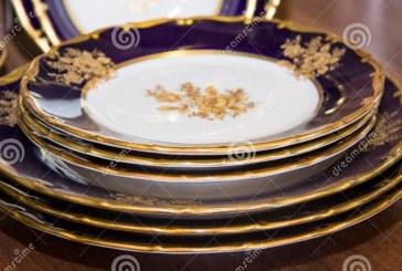 Il lusso nel piatto per chi se lo può permettere