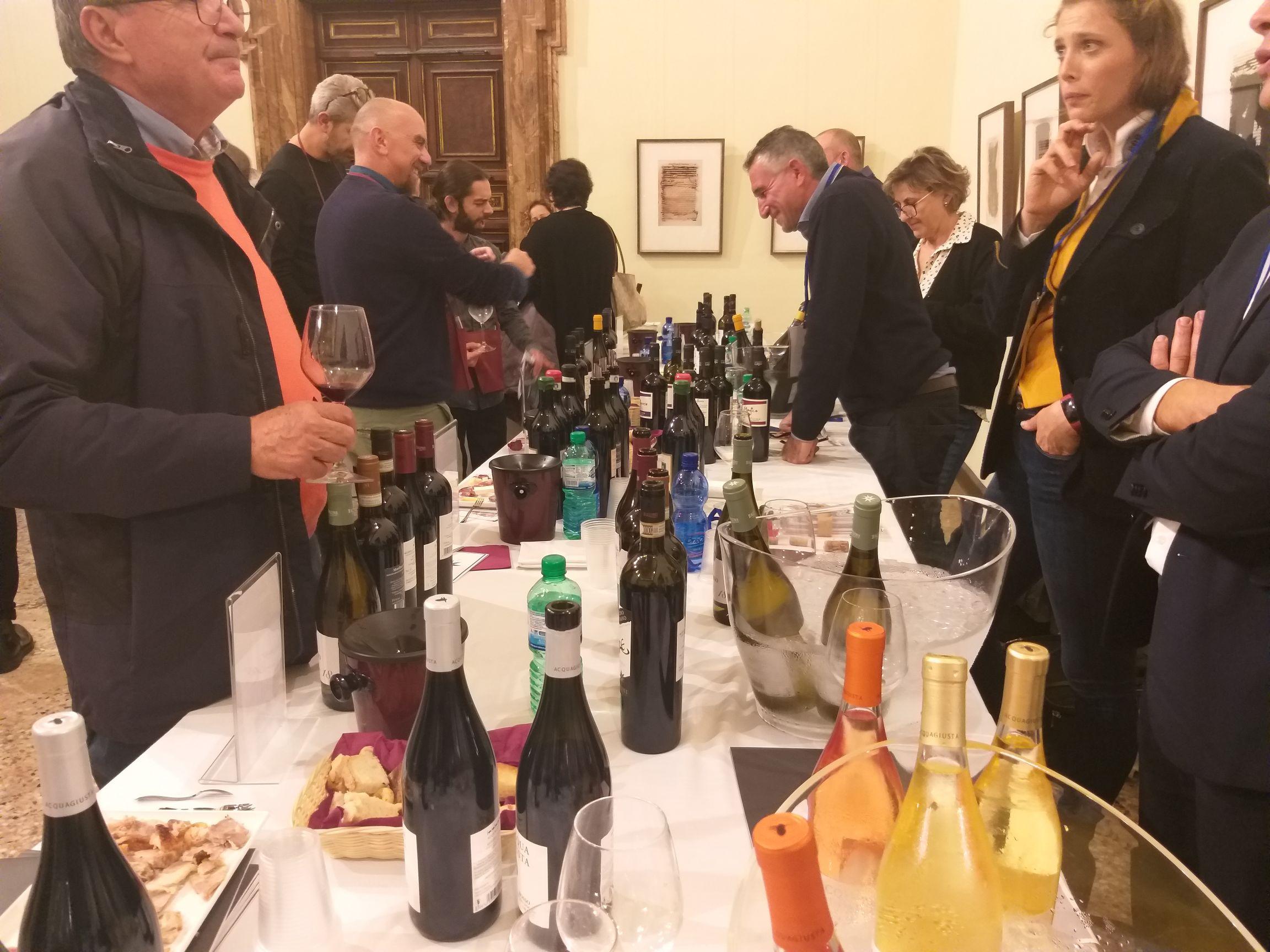 Grande successo romano per i vini della mareMMMa