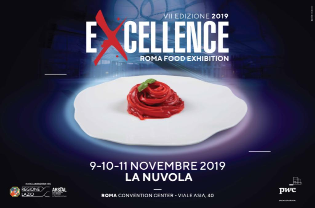 Al via Excellence 2019: per tre giorni il mondo dell'enogastronomia in festa