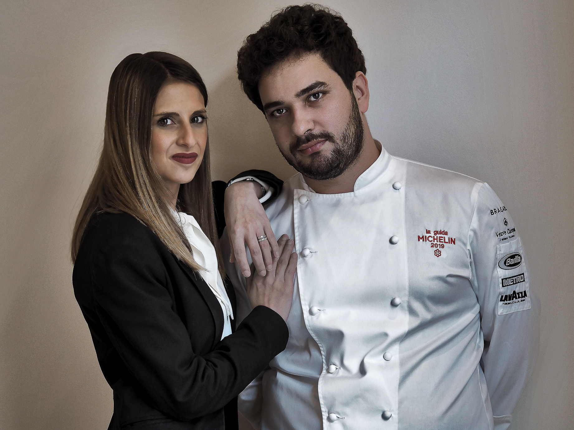 Roberta Cozzetto di Sapio Restaurant di Catania tra i migliori quindici maître under 30