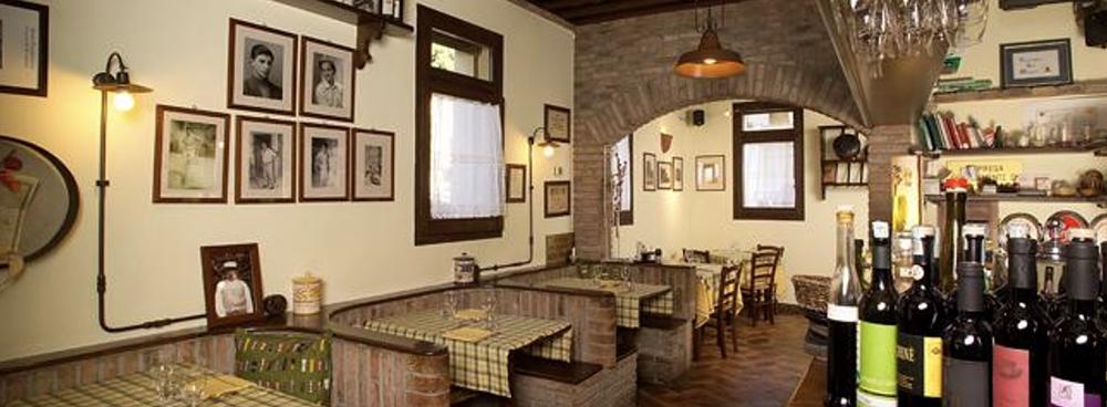 In provincia di Bologna si sta come d'Autunno nel brodo i Tortellini