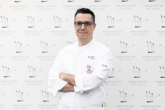 L'Ambasciatore del Gusto Gioacchino Sensale rappresenterà la cucina italiana in Venezuela