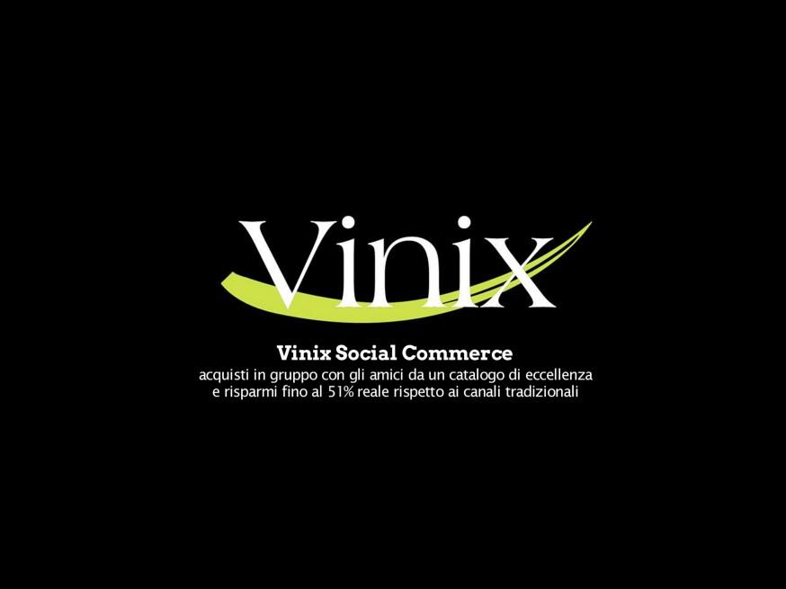 Vinix a Milano Cascina Cuccagna sabato 30 novembre