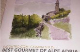 Premiata l'antica e storica osteria Morelli un angolo di paradiso in valle dei Mòcheni