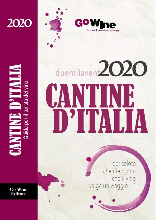 Cantine d'Italia 2020 la guida per il turista del vino