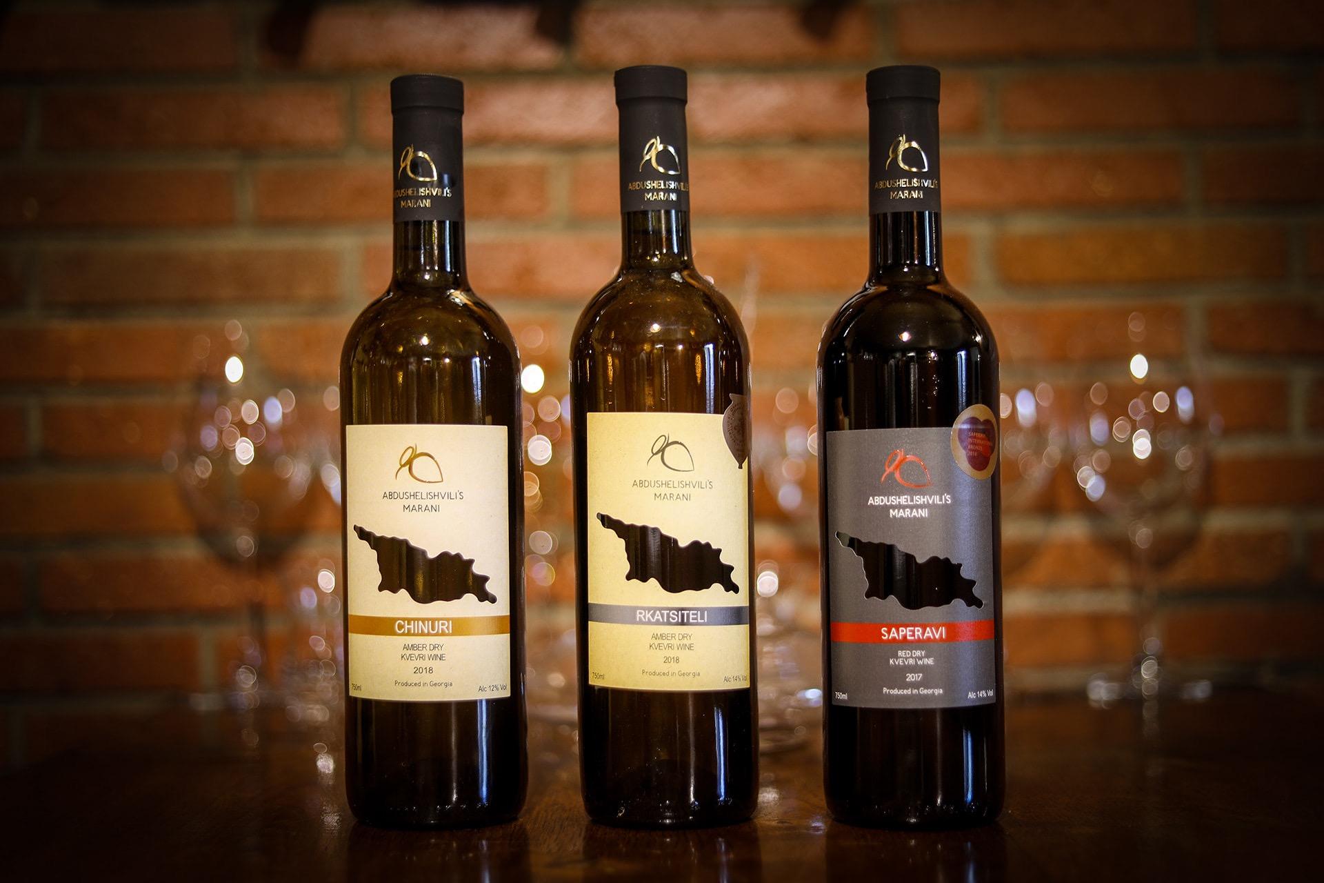 La Georgia presenta a Roma la sua viticultura millenaria