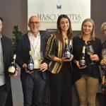 Maso Martis nel gothadei 100 top wine d'Italia