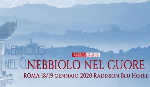 Nebbiolo nel Cuore a Roma per la VII edizione