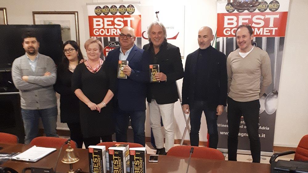 La Guida Best Gourmet 2020 presentata alla Camera di Commercio di Ferrara