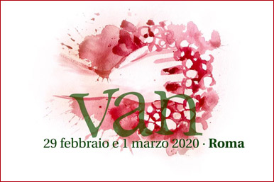 I VAN tornano a Roma Sabato 29 febbraio e domenica 1 marzo 2020