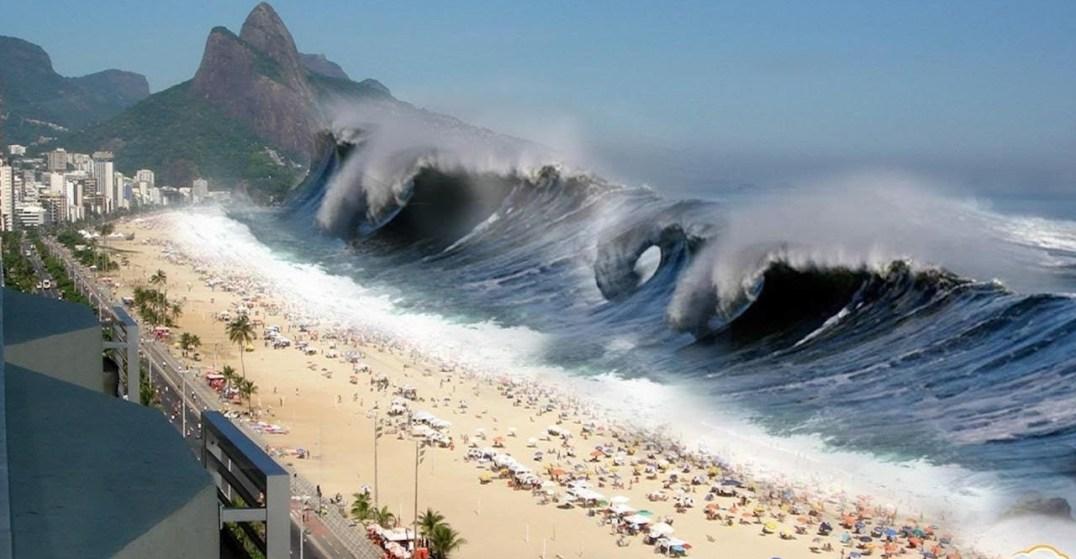 Uno Tsunami sulle aziende e sul turismo