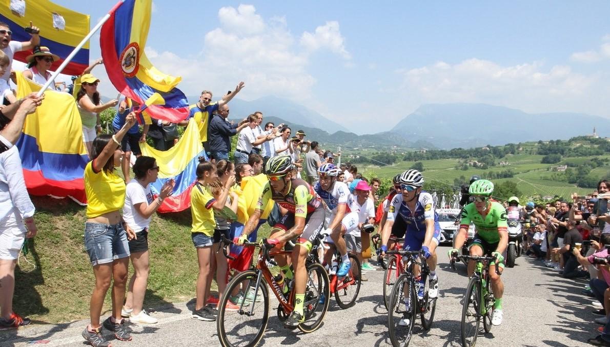 Ca' del Poggio e il Giro d'Italia che non c'è