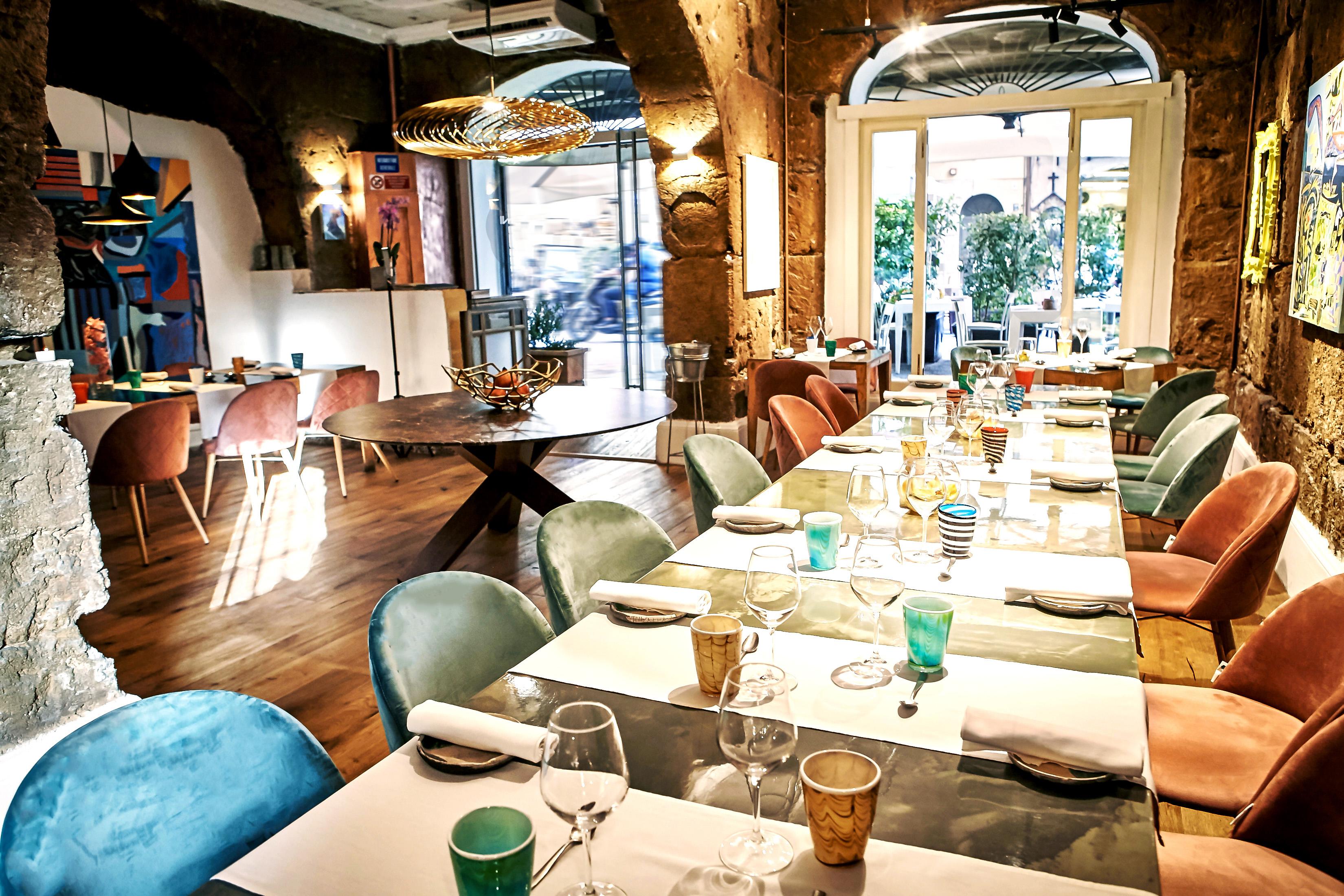 Rivoluzione al ristorante Gagini di Palermo