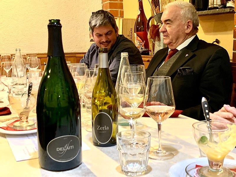 Igor Delaiti, dal Conservatorio alla Cantina per rilanciare i vini della famiglia
