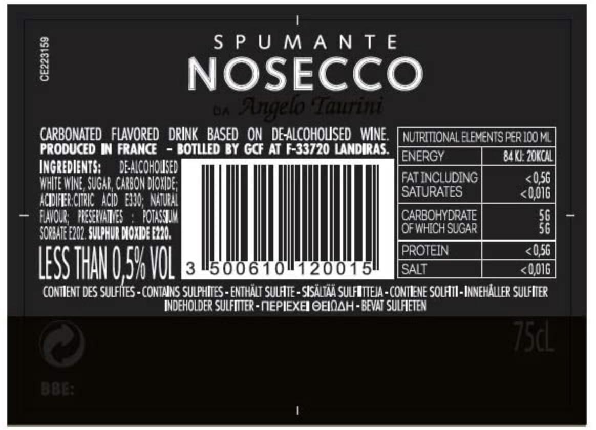 Photo of Nosecco è forviante e i giudici inglesi hanno dato ragione al Consorzio del Prosecco