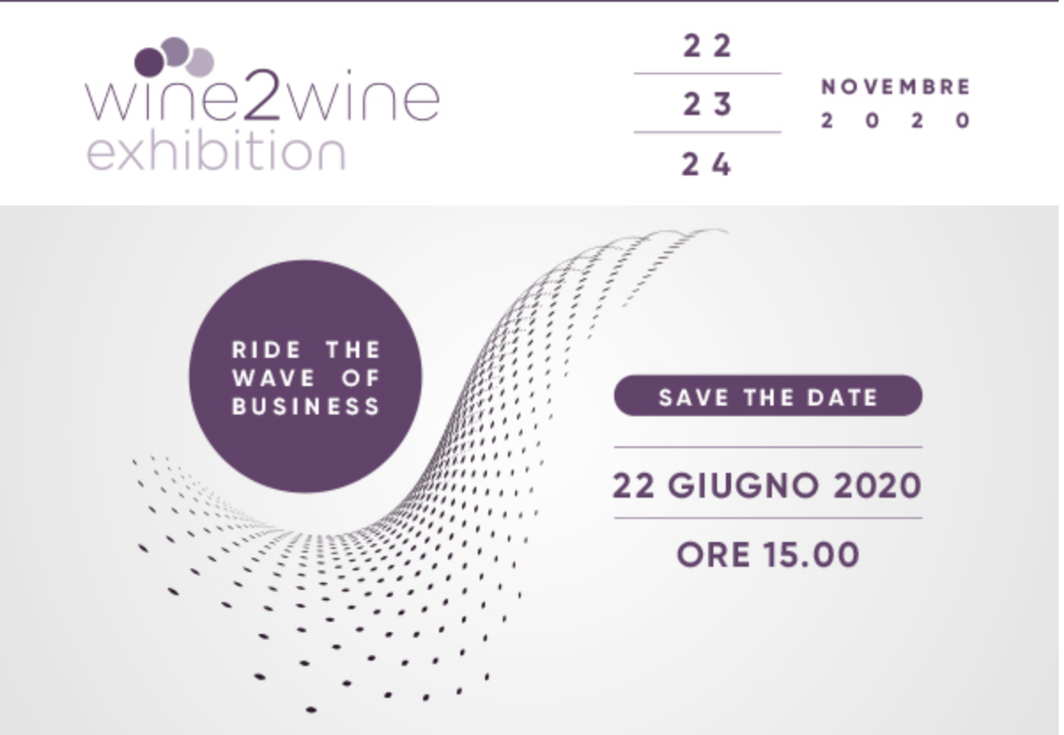 Verona Fiere wine 2 wine exhibition
